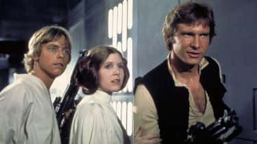 Star Wars is listed (or ranked) 1 on the list Movies That Made More Money On Merchandising Than At The Box Office