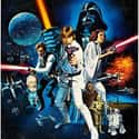 Star Wars is listed (or ranked) 25 on the list The Best Movies About Underdogs
