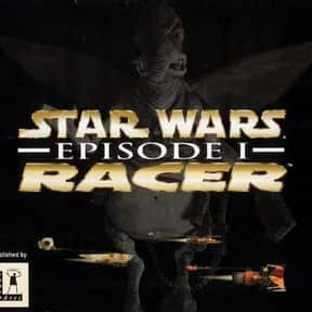 Star Wars Episode I: Racer is listed (or ranked) 18 on the list The Best Arcade Racing Games Of All Time