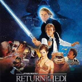Star Wars: Episode VI - Return is listed (or ranked) 18 on the list The Greatest Movies Of The 1980s, Ranked
