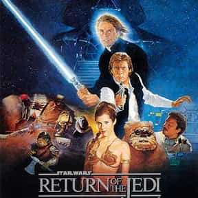 Star Wars: Episode VI - Return is listed (or ranked) 14 on the list The Best Space Movies