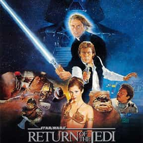 Star Wars: Episode VI - Return is listed (or ranked) 10 on the list The Best Fantasy Movies for 12 Year Old Kids