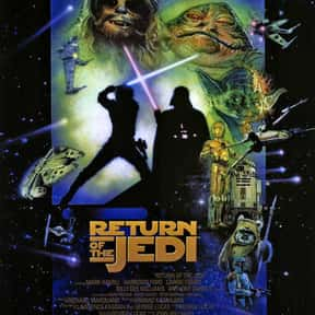 Star Wars: Return of the Jedi is listed (or ranked) 3 on the list The Best Third Films In A Movie Series