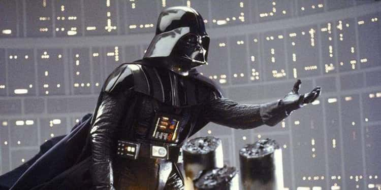 """""""Luke, I am your Father."""" - Star Wars: The Empire Strikes Back"""