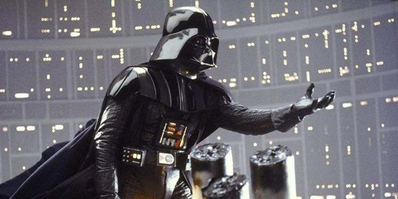 """Luke, I am your Father."" - Star Wars: The Empire Strikes Back"