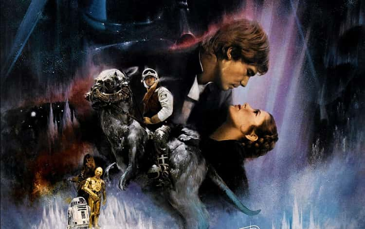 1980 - Star Wars: The Empire Strikes Back