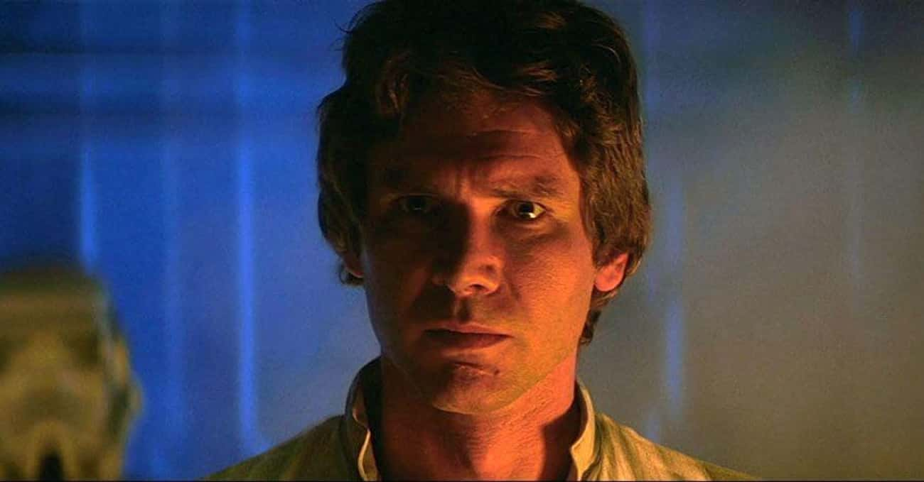 Han Solo's 'I Know' - 'The Emp is listed (or ranked) 1 on the list The Best Improvised And Unscripted Moments In The 'Star Wars' Movies