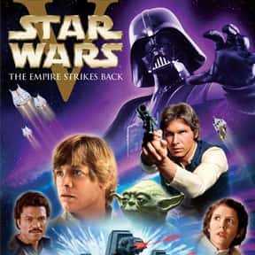 Star Wars Episode V: The Empir is listed (or ranked) 1 on the list The Greatest Movies Of The 1980s, Ranked