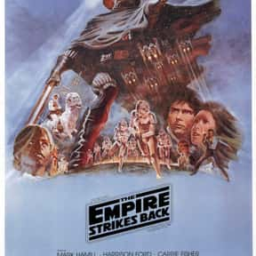 Star Wars Episode V: The Empir is listed (or ranked) 1 on the list The Greatest Action Movies Of All Time