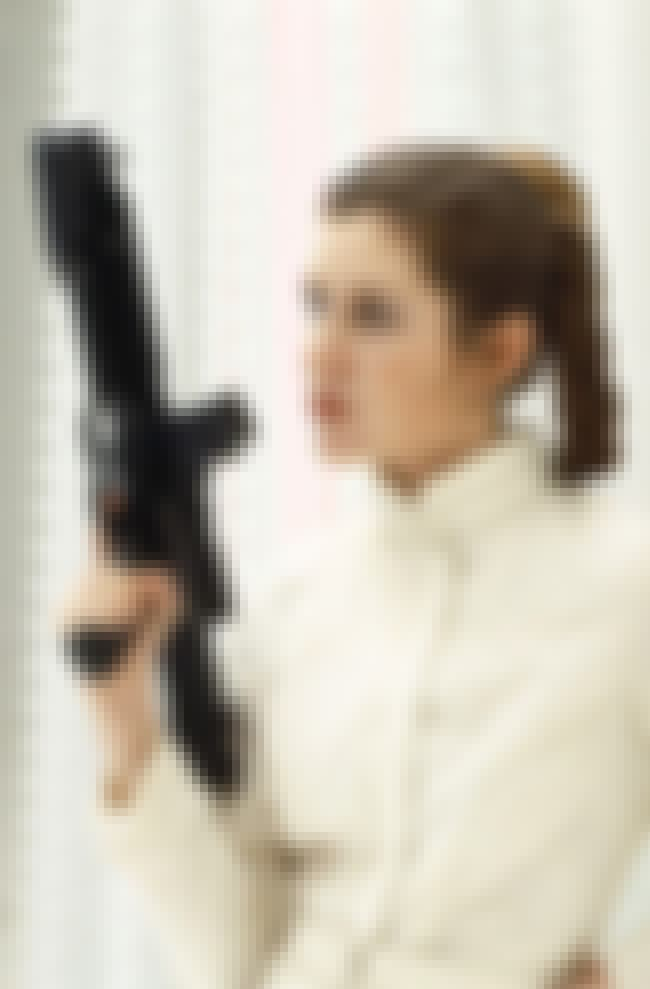 Star Wars Episode V: The Empir... is listed (or ranked) 8 on the list Movies with the Most Hardcore Women