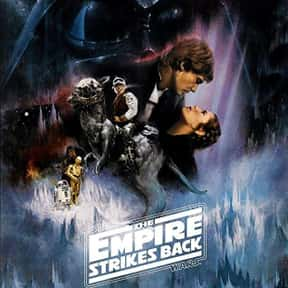 Star Wars Episode V: The Empir is listed (or ranked) 3 on the list The Greatest Film Scores of All Time