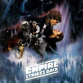 Star Wars Episode V: The Empir is listed (or ranked) 7 on the list The Best Space Movies