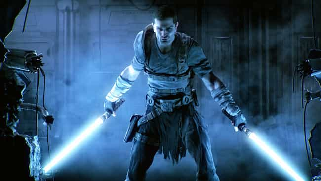 Star Wars: The Force Unleashed is listed (or ranked) 2 on the list The Most Pointlessly Overpowered Video Game Characters Of All Time