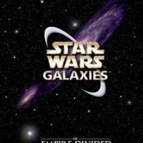 Star Wars Galaxies is listed (or ranked) 22 on the list The Best MMORPG Games of All Time