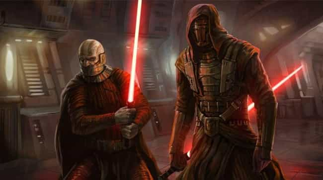 Star Wars: Knights of the Old ... is listed (or ranked) 7 on the list Video Games That Would Make Great TV Series