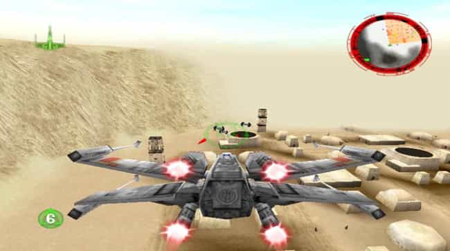 Star Wars: Rogue Squadron is listed (or ranked) 3 on the list 14 Video Games That Totally Deserve A Rerelease Or Remake