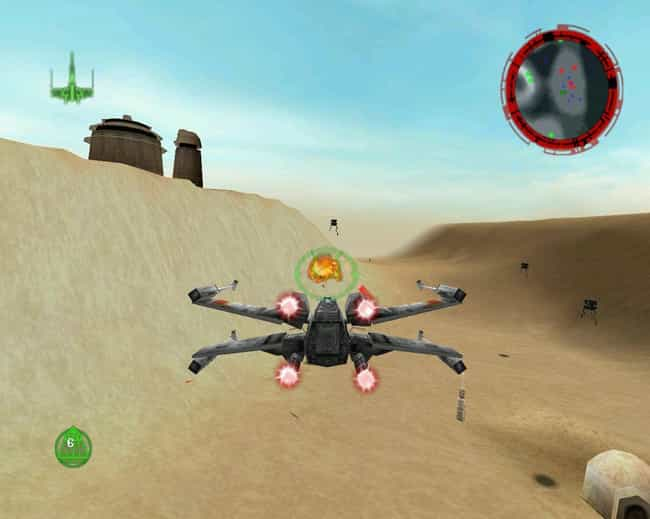 Star Wars: Rogue Squadron is listed (or ranked) 2 on the list Forgotten Video Game Sub-Franchises That Need To Make A Comeback