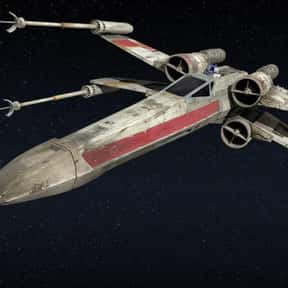 Star Wars: X-Wing is listed (or ranked) 9 on the list The Best Space Combat Simulator Games of All Time