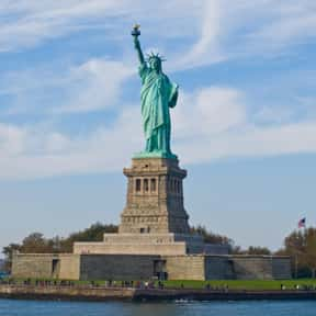 Statue of Liberty is listed (or ranked) 8 on the list The Best Tourist Attractions in America