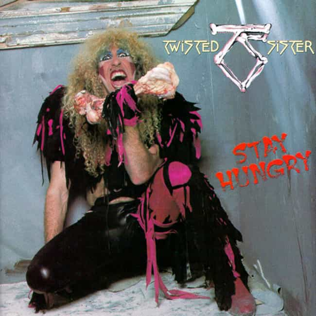Stay Hungry is listed (or ranked) 1 on the list The Best Twisted Sister Albums of All Time
