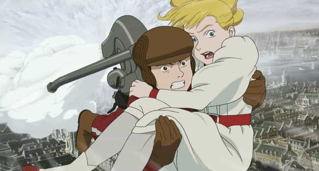 Steamboy is listed (or ranked) 4 on the list The 13 Best Anime Like Akira