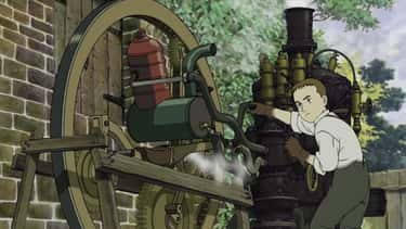 Steamboy is listed (or ranked) 6 on the list The Best Anime Like 'Howl's Moving Castle'