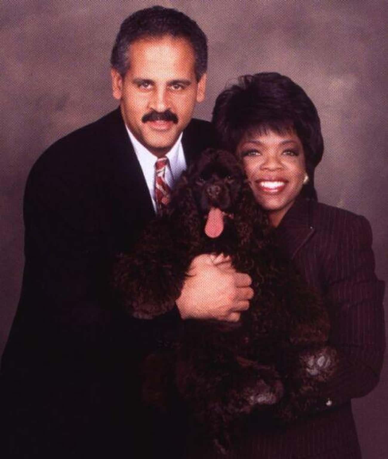 Stedman Graham is listed (or ranked) 1 on the list Oprah Winfrey's Loves & Hookups