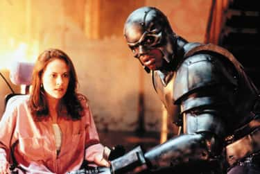 Steel is listed (or ranked) 1 on the list 15 Movies With Great Ideas Ruined By Terrible Execution