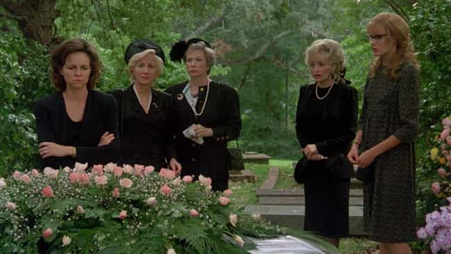Steel Magnolias is listed (or ranked) 4 on the list The Best Female Friendships in Film