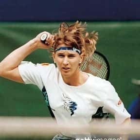 Steffi Graf is listed (or ranked) 4 on the list The Most Influential Athletes Of All Time