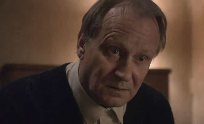 Stellan Skarsgård ... is listed (or ranked) 1 on the list The Skarsgård Clan Is Making Horror A Family Business