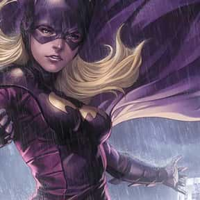 Stephanie Brown is listed (or ranked) 18 on the list The Best Superheroes With The Power Of Invisibility