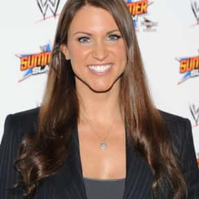 Stephanie McMahon is listed (or ranked) 24 on the list The Celebrities You Most Want To See Play Survivor