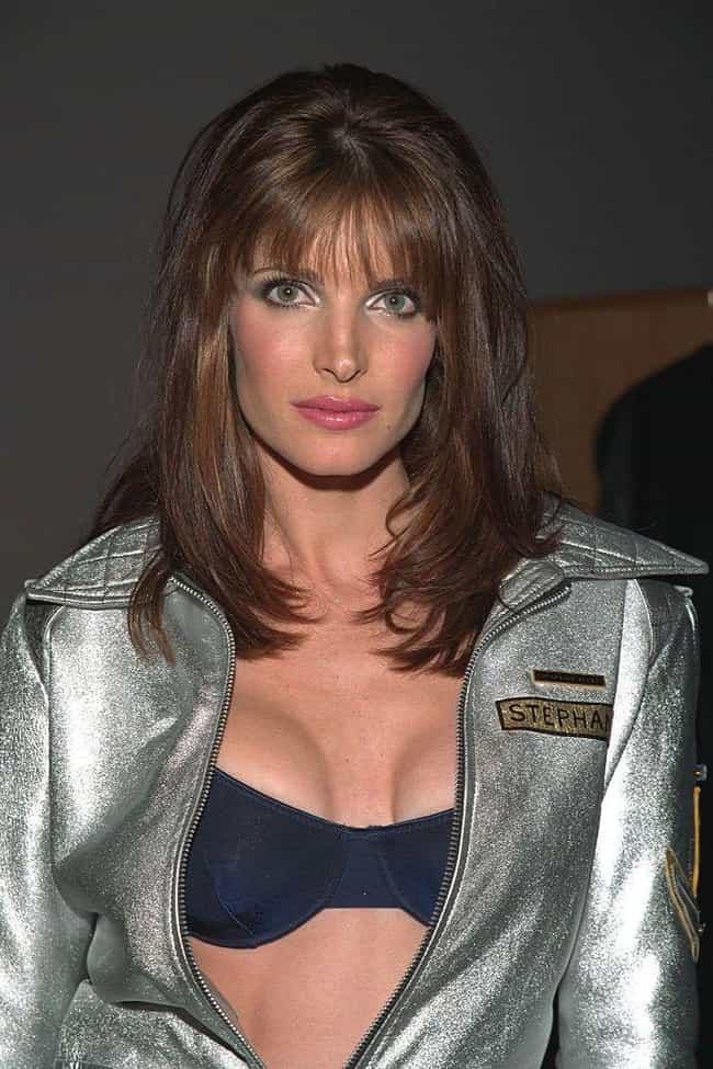 Stephanie Seymour is listed (or ranked) 2 on the list Warren Beatty's Loves  &