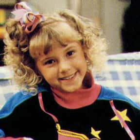 Stephanie Tanner is listed (or ranked) 1 on the list The Greatest Middle Children in TV History