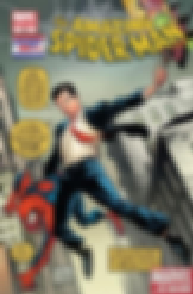 Stephen Colbert is listed (or ranked) 2 on the list 29 Celebrities Who Have Shown Up In Comic Books