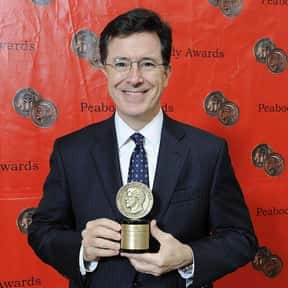 Stephen Colbert is listed (or ranked) 5 on the list TV Actors from Washington, D.C.