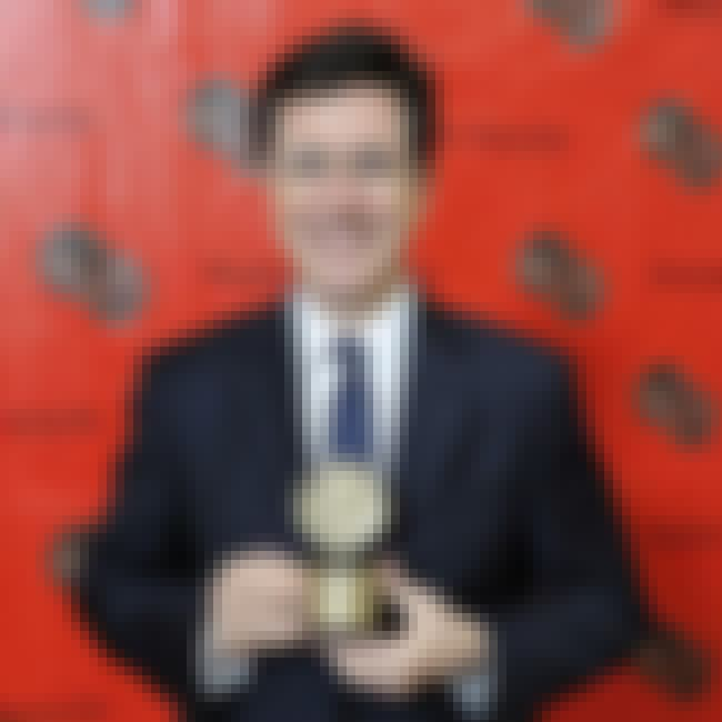 Stephen Colbert is listed (or ranked) 4 on the list Celebrity Deformities You Never Noticed