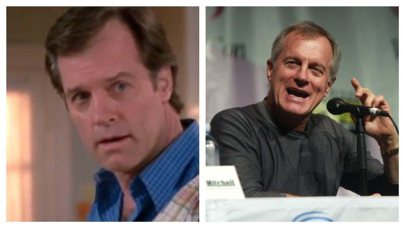 Stephen Collins Has a Criminal is listed (or ranked) 2 on the list The Cast Of 7th Heaven: Where Are They Now?
