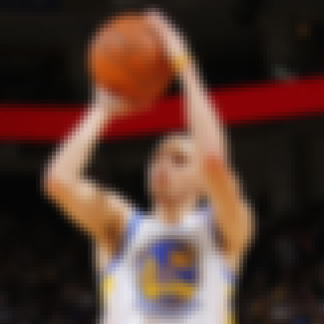 Stephen Curry is listed (or ranked) 2 on the list The Best Three-Point Shooters in NBA History