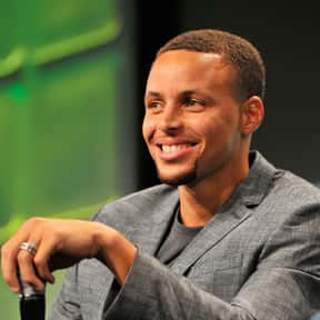 Stephen Curry is listed (or ranked) 9 on the list The Most Attractive NBA Players Today
