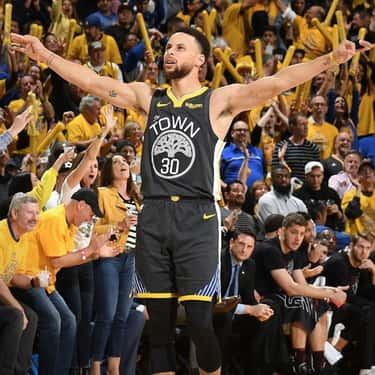 Stephen Curry is listed (or ranked) 1 on the list Every NBA Player To Make 10 Or More 3-Pointers In A Game