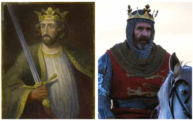 Stephen Dillane is listed (or ranked) 1 on the list How The 'Outlaw King' Actors Look Compared To Their Real Life Counterparts