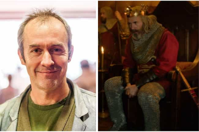 Stephen Dillane is listed (or ranked) 2 on the list Here's Where You've Seen Everyone In 'Outlaw King' Before