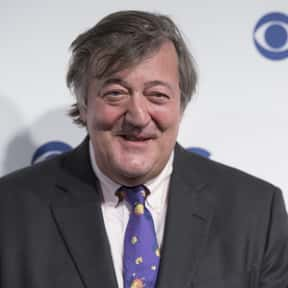 Stephen Fry is listed (or ranked) 2 on the list Famous British Lesbians & Gay Brits: Notable British Gays