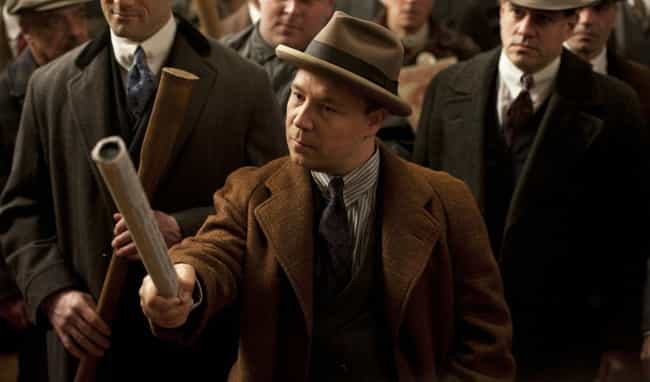 Stephen Graham is listed (or ranked) 2 on the list 14 Actors Who Played Al Capone, Ranked