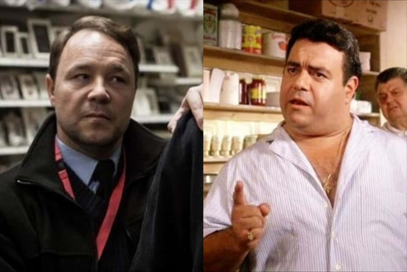 Stephen Graham - Tuddy