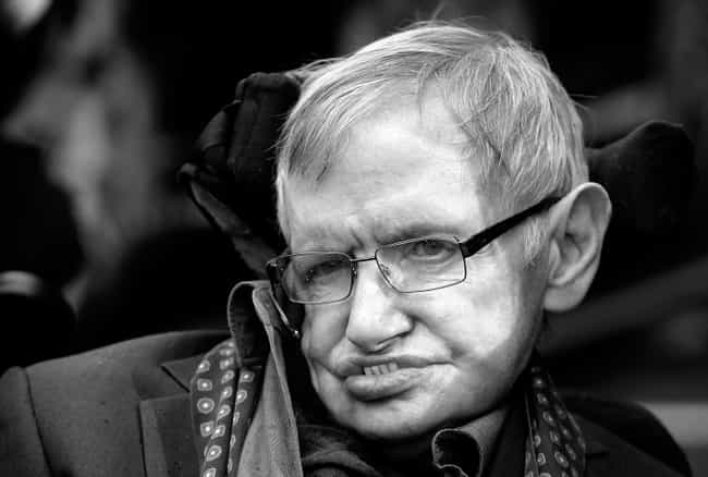 Stephen Hawking is listed (or ranked) 3 on the list Famous Male Physicists