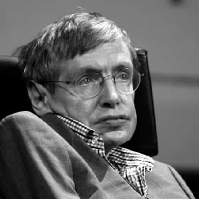 Stephen Hawking is listed (or ranked) 1 on the list 17 Famous Quadriplegics