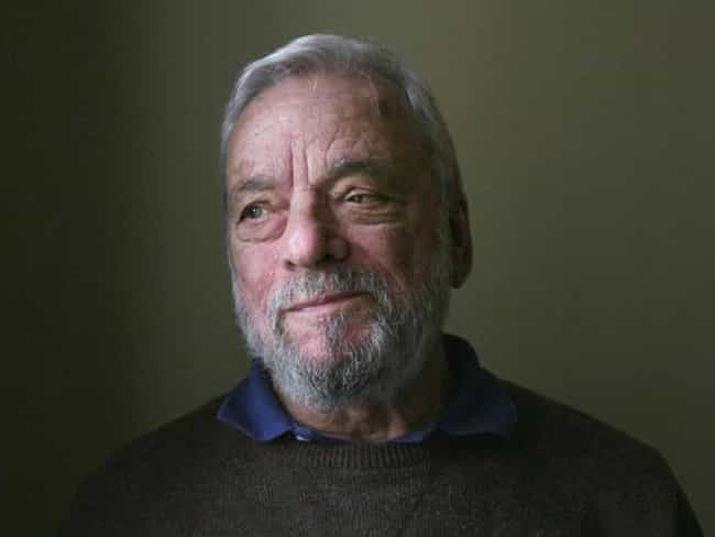 Stephen Sondheim is listed (or ranked) 3 on the list 26 Celebrities Who Were Beta Theta Pis